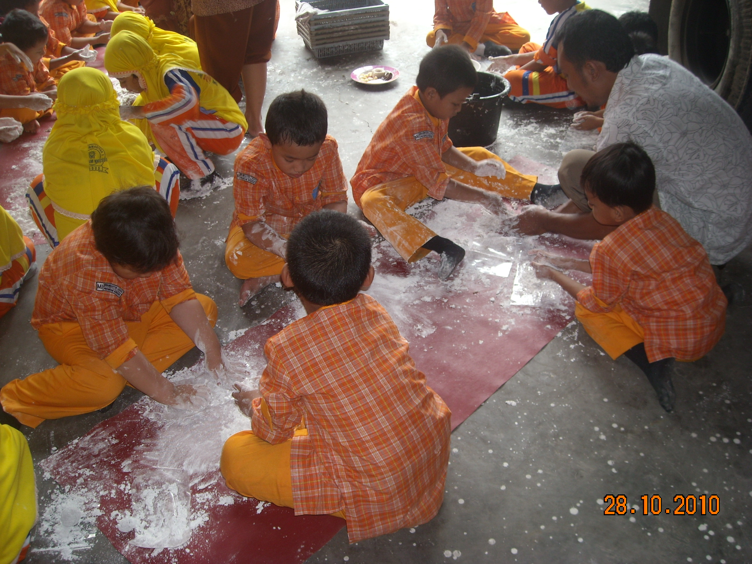 PPL 2010 MI Muhammadiyah 2 Kudus