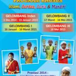 Pendaftaran Murid Baru 2015