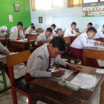 Ujian Madrasah dan Ujian Nasional sebagai Puncak Belajar selama 6 tahun