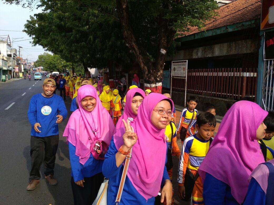 Semarakkan Milad Muhammadiyah, Mimudaku Latih Siswa Wawancara