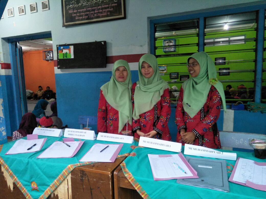 Pengajian Rutin Guru dan Karyawan oleh Dikdasmen PCM Kota Kudus