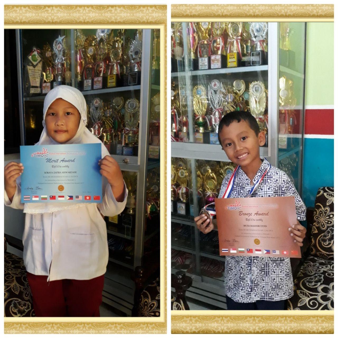 MI Muhammadiyah 2 Kudus Kembali Berprestasi
