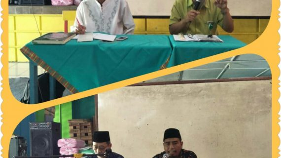 Uswatun Khasanah Warnai Darul Arqom Mimudaku