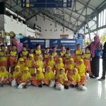 PPL dan Outbound MIMUDAKU Bersama PT. Kereta Api Indonesia (Persero) Daerah Operasi 4 Semarang